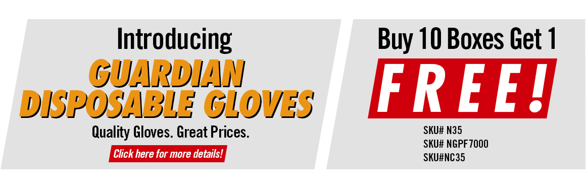 Guardian Gloves Buy 10 Get 1 Free