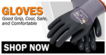 Work Gloves for Industrial Safety