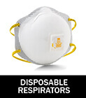 3M Disposable Respirators