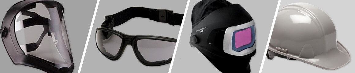 Head Face Protection Banner