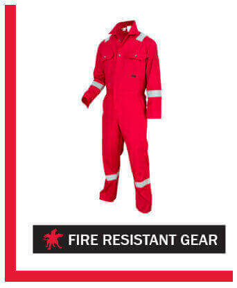MCR Fire Resistant