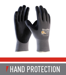 PIP Hand Protection