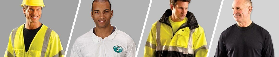 Protective Clothing Banner