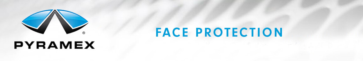 Pyramex Face Protection Products