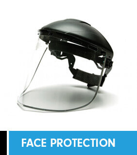 pyramex Face Protection