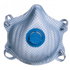 Moldex 2500 N95 Mask with Nuisance Acid Gas Relief