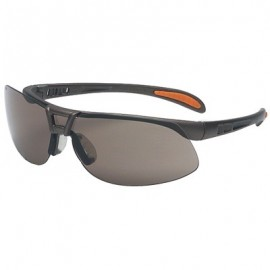 Uvex Protege Safety Glasses - Gray Lens