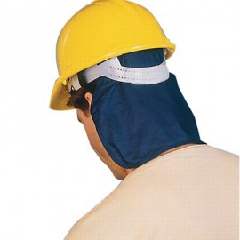 MiraCool Deluxe Hard Hat Pad with Neck Shade