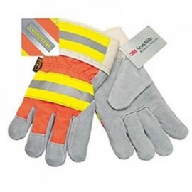 Hi Vis Work Gloves