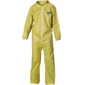 ChemMax 1 Coverall - Serged Seam - Elastic wrists & ankles