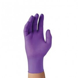 Kimberly Clark Purple Nitrile Exam Gloves