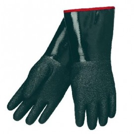 Neoprene Etched Rough Finish 14 Inch Glove