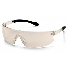 Pyramex Safety - Provoq - IO Mirror Frame/IO Mirror Anti-Fog Lens Polycarbonate Safety Glasses - 12 / BX