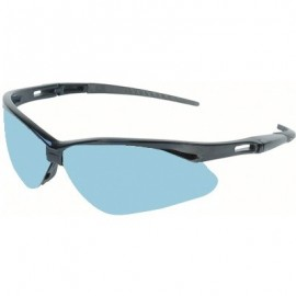 Jackson Safety Nemesis Safety Glasses with Blue Frame and Light Blue Lens 12 Pairs