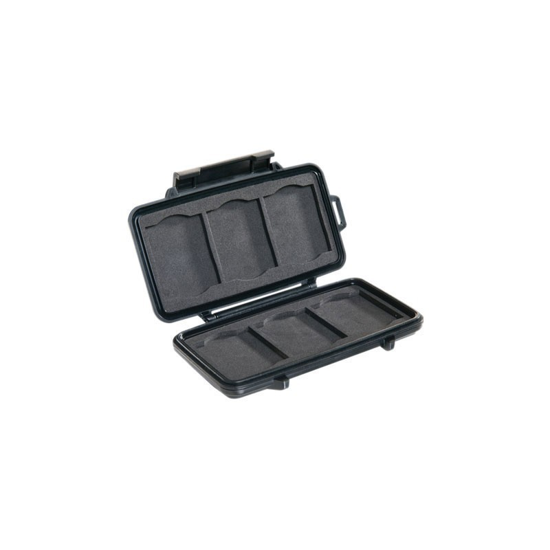 Pelican 0945 Compact Flash Card Micro Case | Pelican Cases | Enviro Safety Products, envirosafetyproducts.com