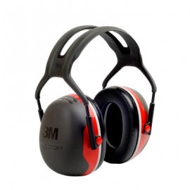 3M Peltor Over-The-Head Earmuffs X3A