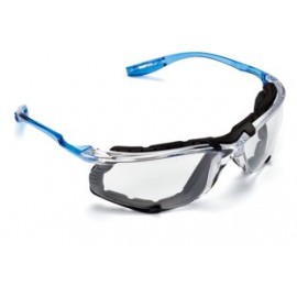 3M™ Virtua™ CCS Protective Eyewear 11872-00000-20, with Foam Gasket, CLEAR Anti-Fog Lens