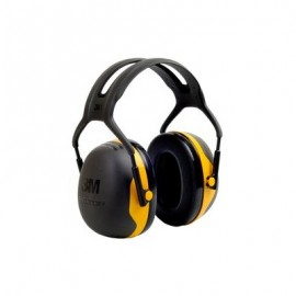 3M Peltor Over-The-Head Earmuffs X2A