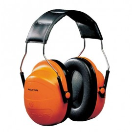 3M™ PELTOR™ Hi-Viz Over-the-Head Earmuffs H31A