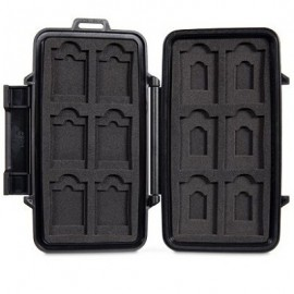 Pelican Memory Card Case-SD and Mini SD Cards