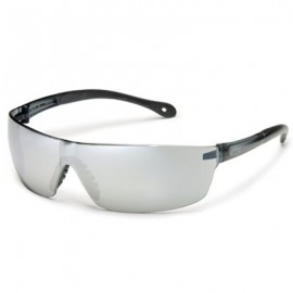 Gateway StarLite Squared Safety Glasses Silver Mirrored Lens