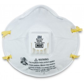 3M™ 8210V N95 Particulate Respirator (Box of 10)