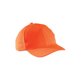 Mesh Hi Viz Orange or Yellow Baseball Hat