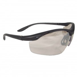 Radians Cheaters - I/O 2.0 bi-focal Safety Glasses Half Frame Style Black Color - 12 Pairs / Box