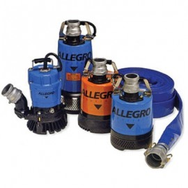 Allegro Industries Low Water Submersible Pump (1 Each)