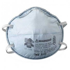 3M™ Particulate Respirator 8246, R95, with Nuisance Level Acid Gas Relief 120 EA/Case
