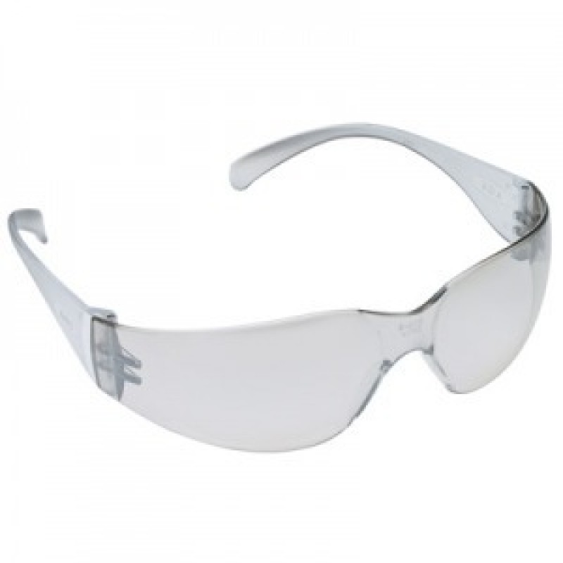 3M™ Virtua™ Protective Eyewear 11328-00000-20 I/O Hard Coat Lens, Clear Temple