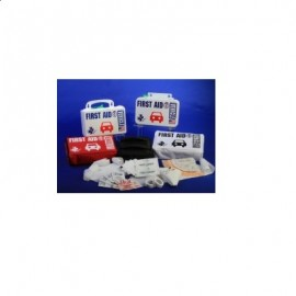 10 Person Vehicle First Aid Kit (10 per case)