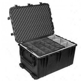 Pelican 1660 Case with Padded Dividers