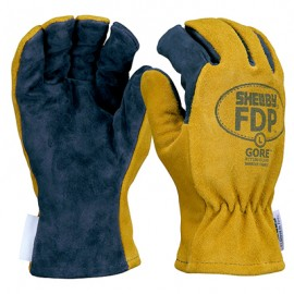 Shelby NFPA Pigskin Gauntlet Gloves