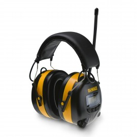 DEWALT DPG15 Digital AM/FM Radio Black Color 1/Ea