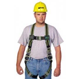 Miller DuraFlex Ultra Harness with Back and Side D-Rings