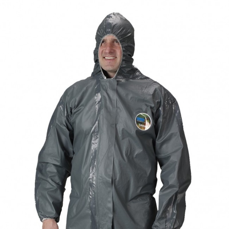 Lakeland 51130 Pyrolon CRFR 2.5 Coverall with Hood (6 Per Case)