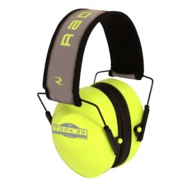 Radians High Visibility Green Terminator Ear Muff - NRR29 ( 1 Each)