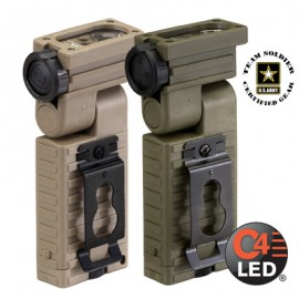Streamlight Sidewinder C4 LED Flashlight - Aviation Model