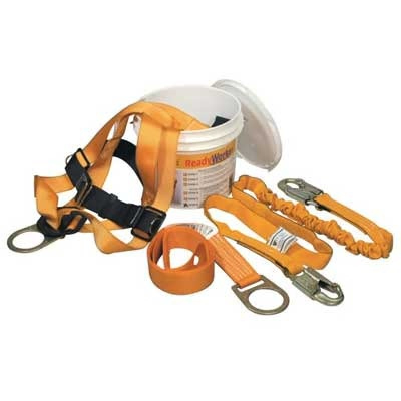 Titan ReadyRoofer Fall Protection System w/50' Rope Lifeline