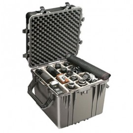 Pelican 0350 Cube Case with Padded Dividers