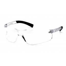 Pyramex Safety - Ztek Readers - Clear Frame/Clear + 2.5 Lens Polycarbonate Safety Glasses - 6 / BX