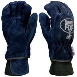 Shelby Koala Wristlet, NFPA Structural Fire Gloves