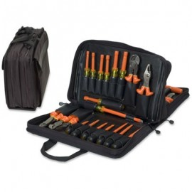 Electrician's 30 Piece Insulated Tool Kit In Soft Case