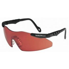 Magnum Safety Glasses with Copper Blue Block Lens 12/Box
