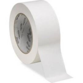 3M™ Vinyl Duct Tape 3903 White, 2 in x 50 yd 6.5 mil (1 Roll)