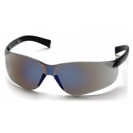 Pyramex Safety - Mini Ztek - Blue Mirror Frame/Blue Mirror Lens Polycarbonate Safety Glasses - 12 / BX