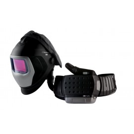 3M™ Adflo™ PAPR with 3M™ Speedglas™ Welding Helmet 9100-Air, 35-1101-30iSW, HE Filter, Li Ion Batt, ADF 9100XXi