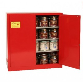 Ink and Paint Safety Storage Cabinet-40 Gallon