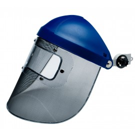 3M™ Steel Mesh Faceshield Screen W96MW 82511-00000, with Clear Eyeshield, Headgear Not Included 10 EA/Case